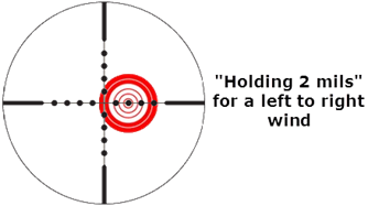 Holding For Wind In Long-Range Rifle Shooting