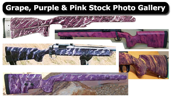 Grape Purple Pink Marble Stock Color Pictures