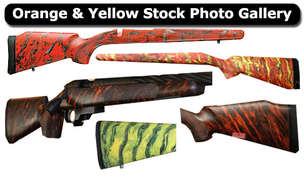 Orange Yellow Marble Stock Color Pictures