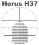 Leupold Horus Vision H37 Scope Reticle
