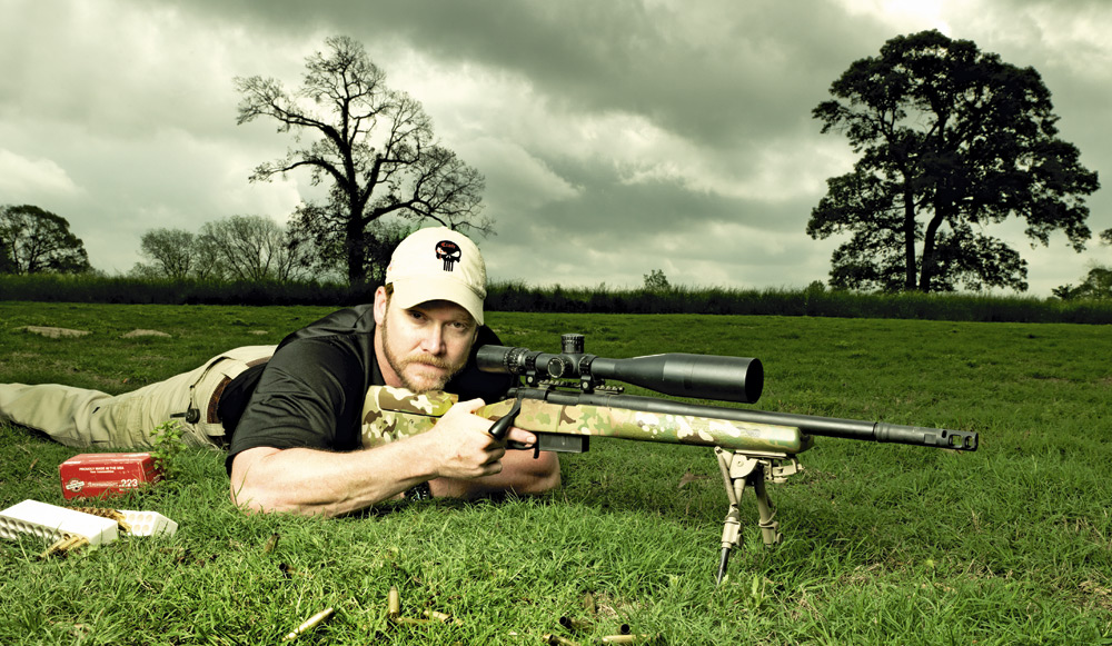 American Sniper Rifles: 5 of Chris Kyles Favorite Sniper Rifles.