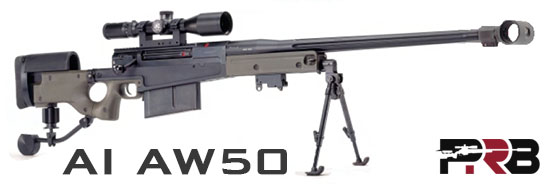 Accuracy International AW50